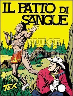 TEX GIGANTE #     7: IL PATTO DI SANGUE