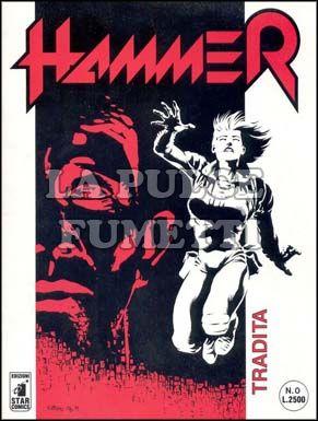 HAMMER #     0: TRADITA