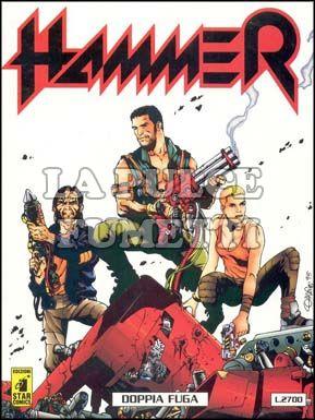 HAMMER #     1: DOPPIA FUGA
