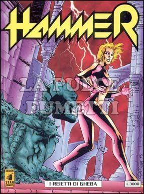 HAMMER #     8: I REIETTI DI GHEBA