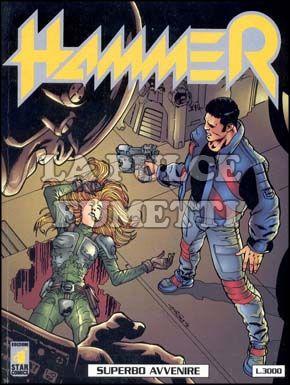 HAMMER #    10: SUPERBO AVVENIRE