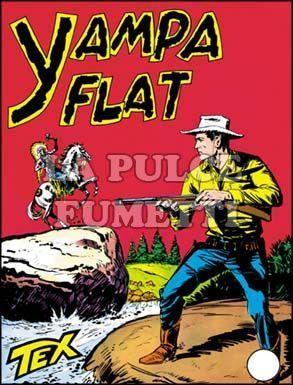 TEX GIGANTE #    22: YAMPA FLAT