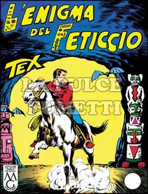 TEX GIGANTE #    24: L'ENIGMA DEL FETICCIO