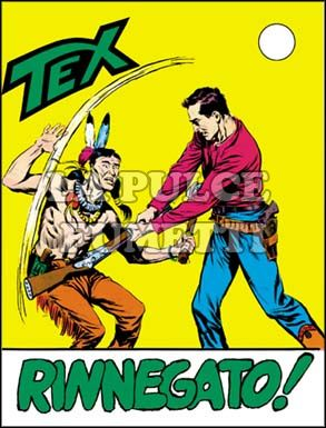 TEX GIGANTE #    41: RINNEGATO!