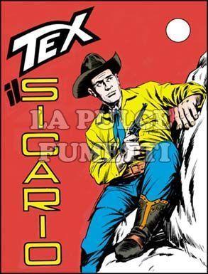 TEX GIGANTE #    46: IL SICARIO