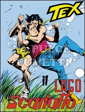 TEX GIGANTE #    54: IL LAGO SCARLATTO
