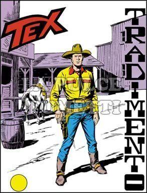 TEX GIGANTE #    55: TRADIMENTO