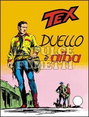 TEX GIGANTE #    59: DUELLO ALL'ALBA