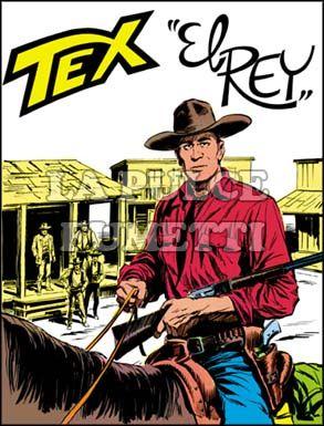 TEX GIGANTE #    60: EL REY