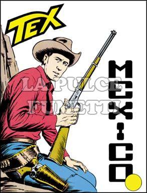 TEX GIGANTE #    64: MEXICO