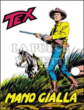 TEX GIGANTE #    67: MANO GIALLA