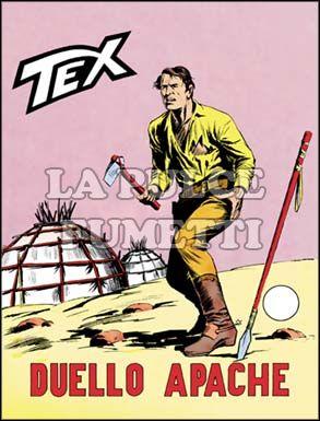 TEX GIGANTE #    68: DUELLO APACHE