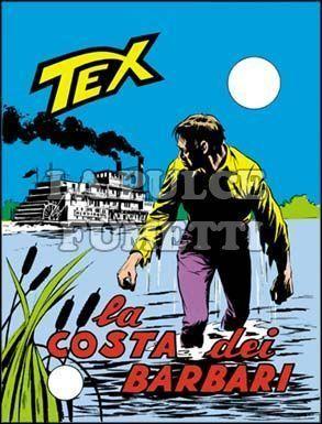 TEX GIGANTE #    85: LA COSTA DEI BARBARI