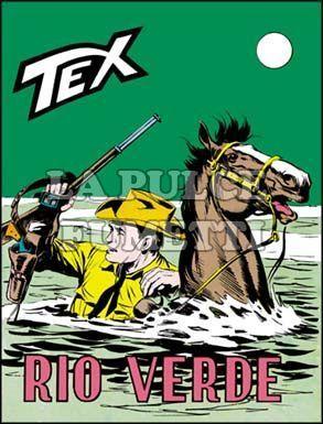 TEX GIGANTE #    86: RIO VERDE