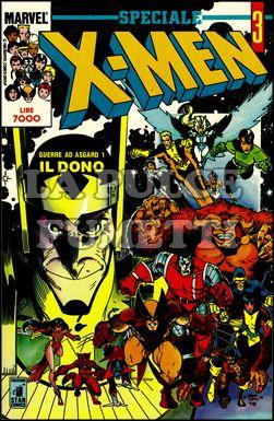 X-MEN SPECIALE #     3 - GUERRE AD ASGARD 1: IL DONO