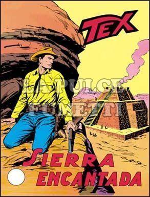 TEX GIGANTE #   102: SIERRA ENCANTADA