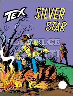 TEX GIGANTE #   129: SILVER STAR