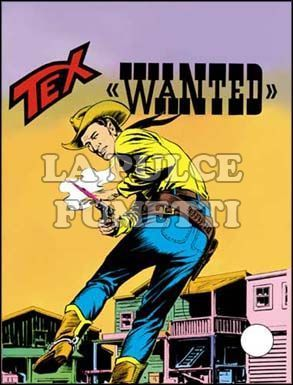 TEX GIGANTE #   131: WANTED
