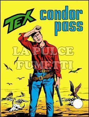 TEX GIGANTE #   134: CONDOR PASS