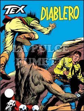 TEX GIGANTE #   135: DIABLERO!