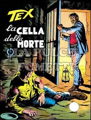 TEX GIGANTE #   143: LA CELLA DELLA MORTE