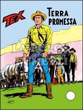 TEX GIGANTE #   146: TERRA PROMESSA