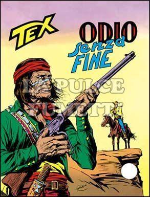 TEX GIGANTE #   152: ODIO SENZA FINE