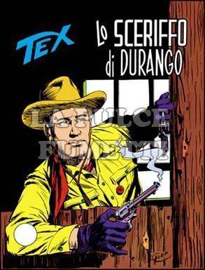 TEX GIGANTE #   159: LO SCERIFFO DI DURANGO