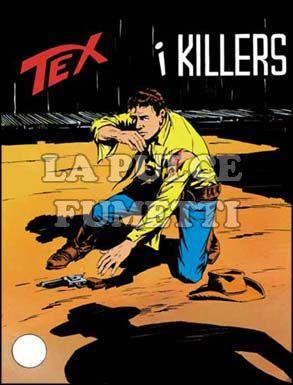 TEX GIGANTE #   160: I KILLERS