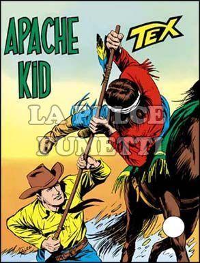 TEX GIGANTE #   165: APACHE KID
