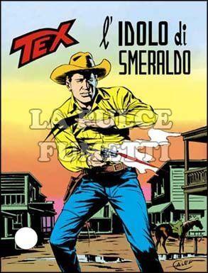 TEX GIGANTE #   168: L'IDOLO DI SMERALDO
