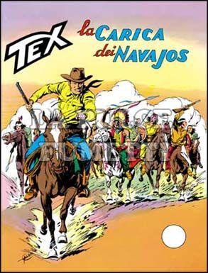 TEX GIGANTE #   169: LA CARICA DEI NAVAJOS