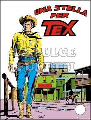 TEX GIGANTE #   181: UNA STELLA PER TEX