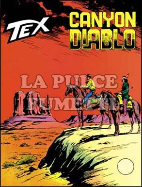 TEX GIGANTE #   182: CANYON DIABLO
