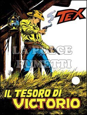 TEX GIGANTE #   192: IL TESORO DI VICTORIO