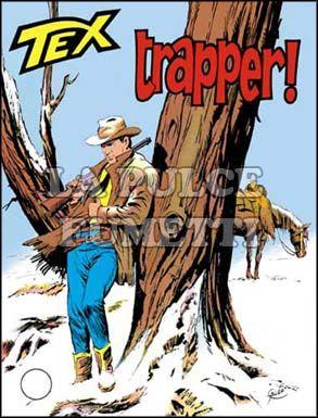 TEX GIGANTE #   193: TRAPPER!