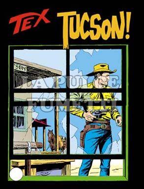TEX GIGANTE #   211: TUCSON!