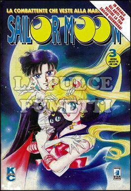 SAILOR MOON #     3 + INSERTO