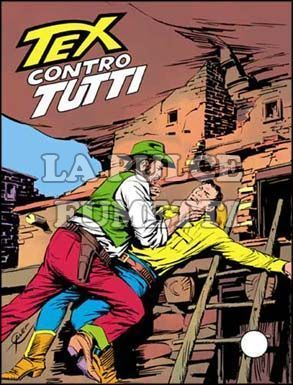 TEX GIGANTE #   237: CONTRO TUTTI