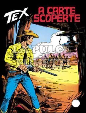 TEX GIGANTE #   239: A CARTE SCOPERTE