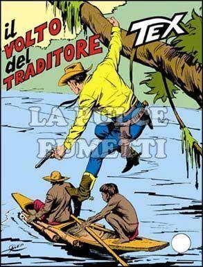 TEX GIGANTE #   252: IL VOLTO DEL TRADITORE