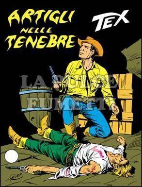 TEX GIGANTE #   253: ARTIGLI NELLE TENEBRE