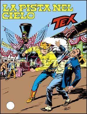 TEX GIGANTE #   257: LA PISTA NEL CIELO