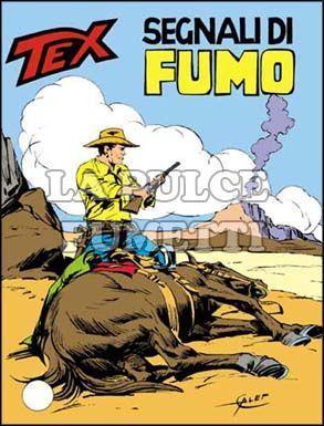 TEX GIGANTE #   260: SEGNALI DI FUMO