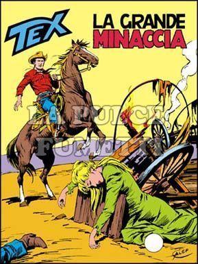 TEX GIGANTE #   276: LA GRANDE MINACCIA