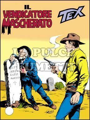 TEX GIGANTE #   277: IL VENDICATORE MASCHERATO