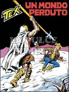 TEX GIGANTE #   282: UN MONDO PERDUTO