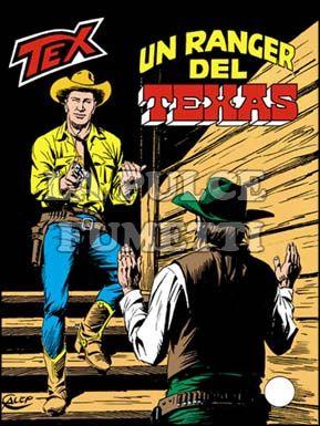 TEX GIGANTE #   285: UN RANGER DEL TEXAS