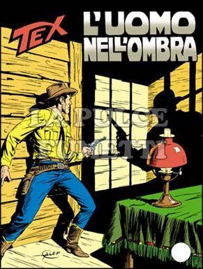 TEX GIGANTE #   287: L'UOMO NELL'OMBRA