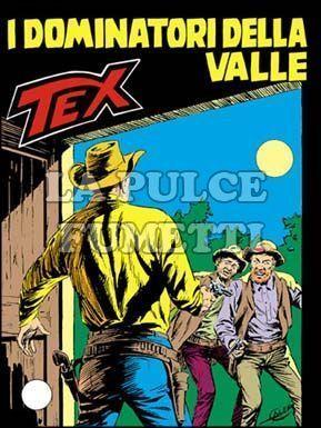 TEX GIGANTE #   290: I DOMINATORI DELLA VALLE